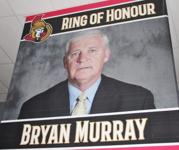 Bryan Murray, Ottawa Senators