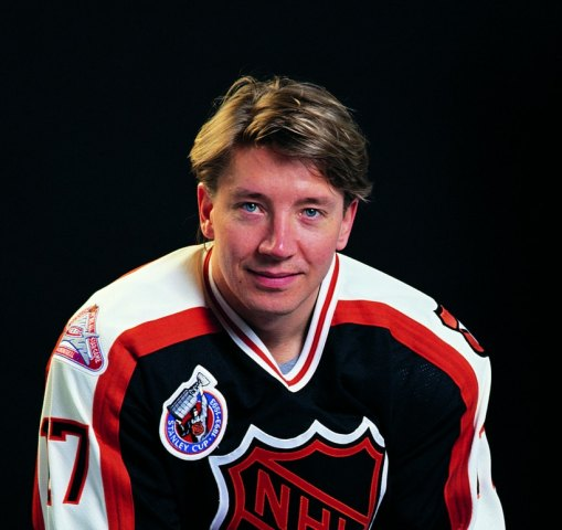 Jari Kurri Los Angeles Kings
