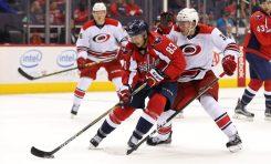 Preview: Capitals Hope to Continue Surge Against Canes