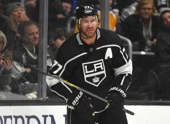 Jeff Carter, Los Angeles Kings, Bridge Deal