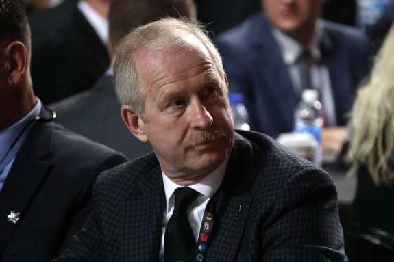 General manager Jim Nill