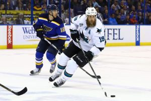 Joe Thornton (Billy Hurst-USA TODAY Sports)