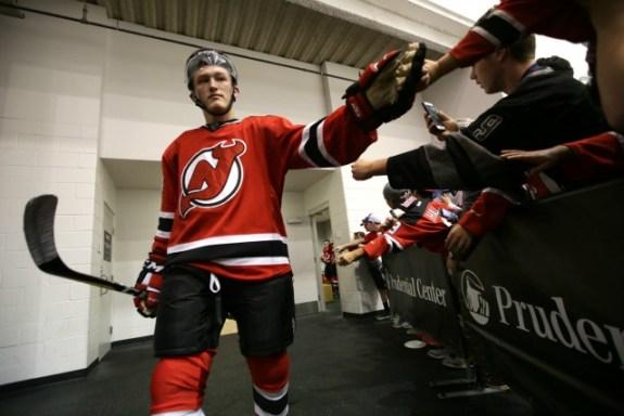 Joey Anderson, New Jersey Devils