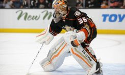 Ducks Player Projections: John Gibson