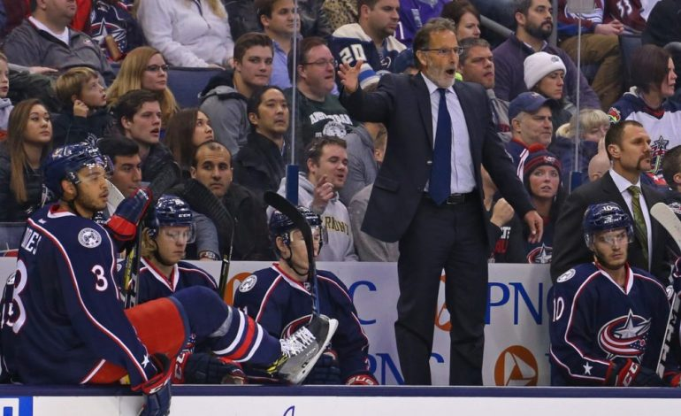 Will Jackets' Power Play Woes Hamper Playoff Run?