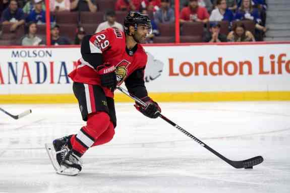 Johnny Oduya Senators