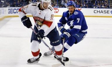 Lightning's Potential Playoff Match-Ups