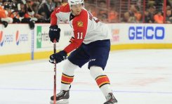 Panthers' Jonathan Huberdeau Signs Long-Term Extension