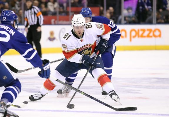 Jonathan Marchessault Florida Panthers
