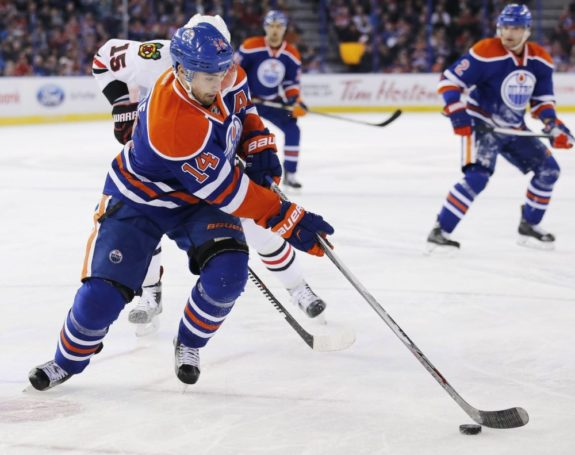 Draisaitl hat trick keeps Oilers alive against Anaheim