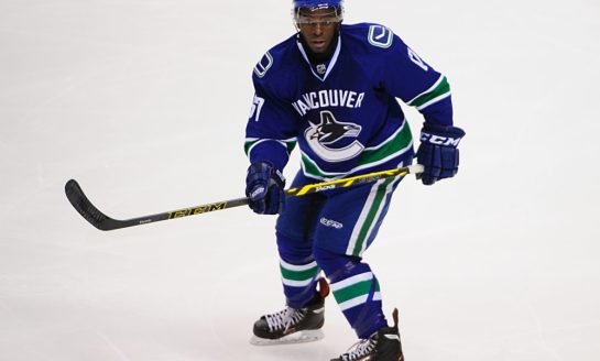 Jordan Subban Faces Obstacles on NHL Journey