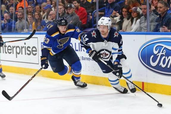 Josh Morrissey, Winnipeg Jets