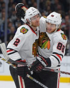 Keith and Kane are two incredible draft picks of Chicago.(Jayne Kamin-Oncea-USA TODAY Sports)