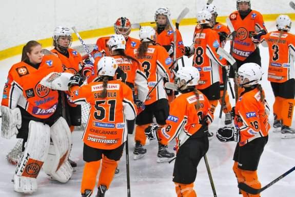 HPK Hämeenlinna Women's Hockey Team