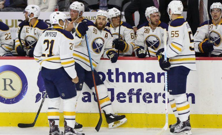 Recap: Special Teams Fail Sabres in Loss to Capitals