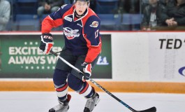 Logan Stanley Making the Most of OHL Demotion