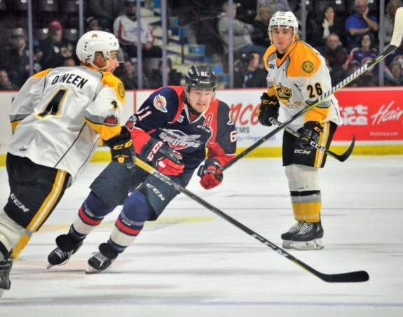 Luke Boka Windsor Spitfires