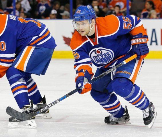 Mark Letestu, Edmonton Oilers