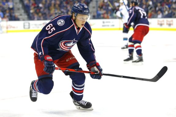 Columbus Blue Jackets Roster Predictions 2017-18