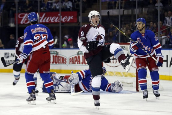 Matt Duchene, Colorado Avalanche, Ottawa Senators, NHL