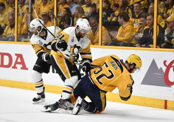 Nashville Preys On The Penguins And Ties Stanley Cup Series 2-2""