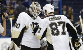 Recap: Penguins Beat Sabres to Clinch Playoff Spot
