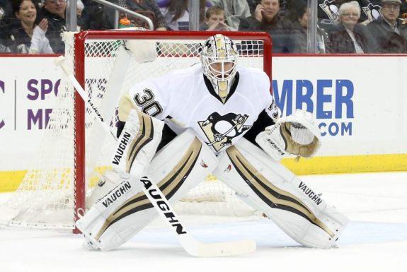 Matt Murray, Penguins
