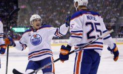The Oilers Core vs. The Flames Core