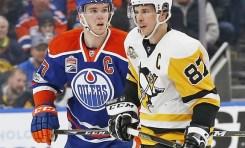 McDavid & Crosby Top EA Sports' NHL 18 Player Ratings