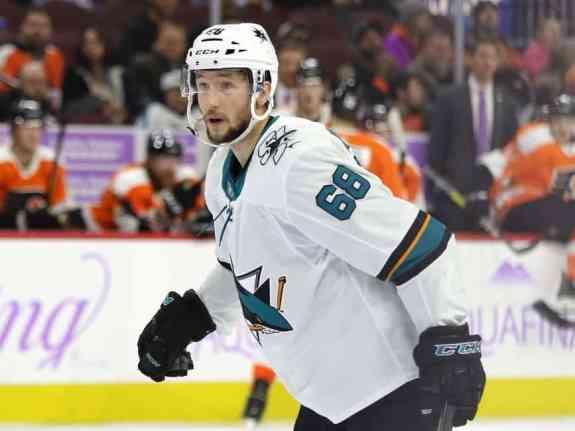 Melker Karlsson, San Jose Sharks