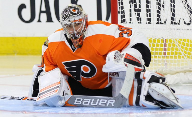 Flyers Display Culture of Patience