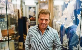 Mike Wilson - Hockey Collector Extraordinaire