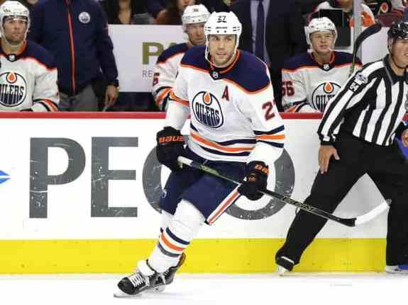Milan Lucic, Edmonton Oilers
