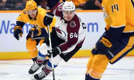 Nail Yakupov a Great Fit with the Avalanche
