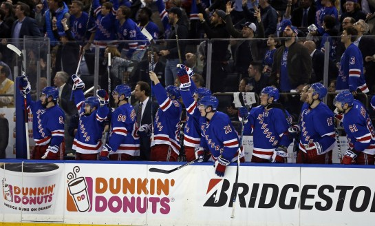 Questions at Rangers Training Camp