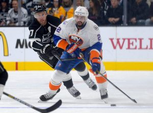 The Isles' full-time colors are still orange and blue -- and that won't change. (Jayne Kamin-Oncea-USA TODAY Sports)
