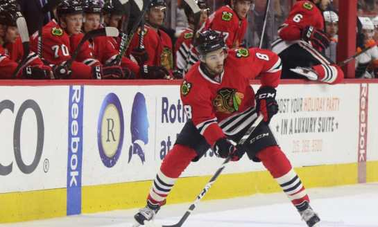 Blackhawks: 6 Things to Watch for This Preseason