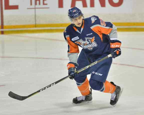 Nicolas Mattinen Flint Firebirds