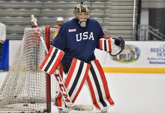 Nicole Hensley USA Hockey