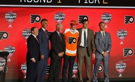 Ron Hextall Continues Spectacular Drafting