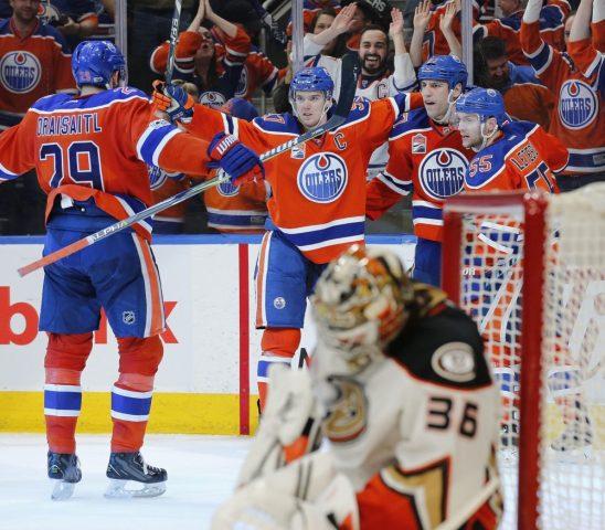 Edmonton Oilers, Connor McDavid
