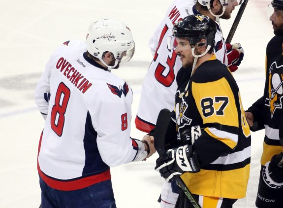 Backstrom nets OT victor  as Capitals defeat Flyers