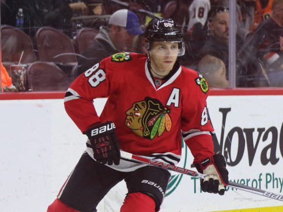 Patrick Kane, Chicago Blackhawks