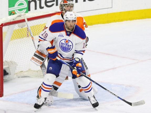Patrick Maroon Oilers