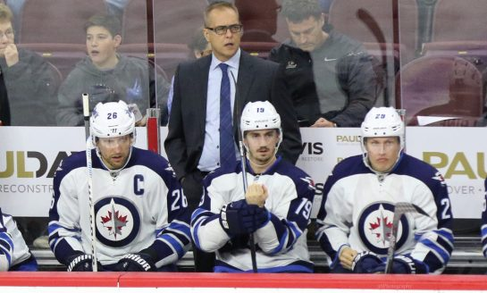 Paul Maurice Is Under Pressure Now