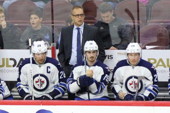 Paul Maurice Winnipeg Jets