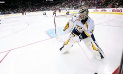 Predators' Future Goalie Dilemma?