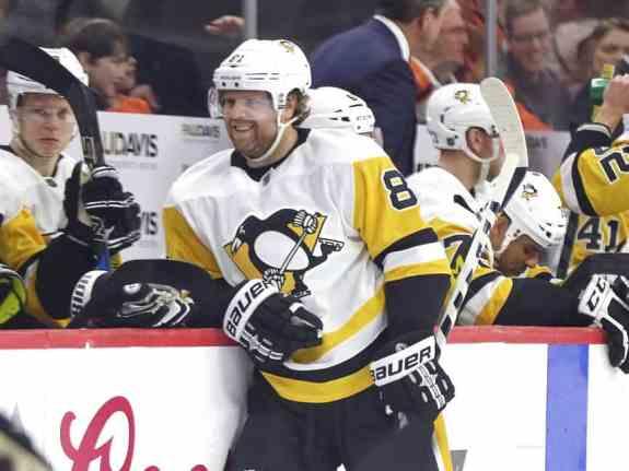 Phil Kessel Penguins
