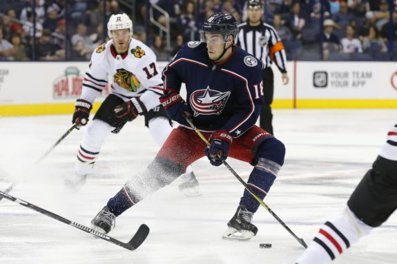Columbus Blue Jackets Preseason Thoughts