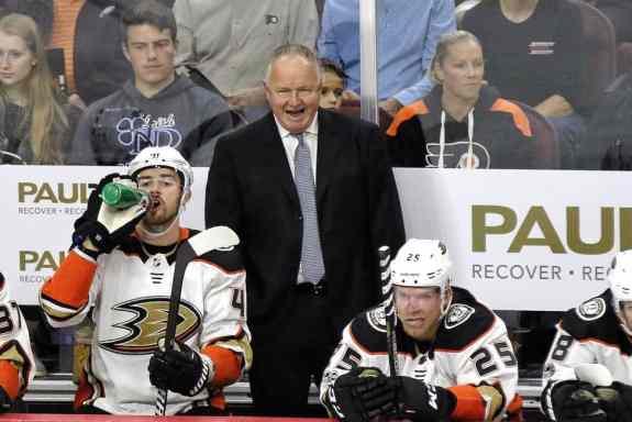 Randy Carlyle Ducks